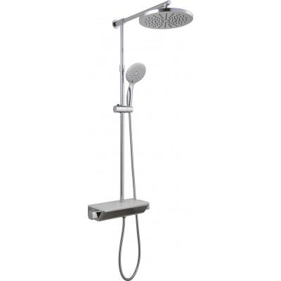 Columna de ducha con grifería CRISTAL