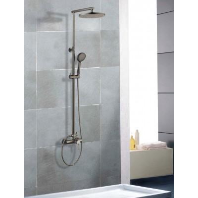 Columna de ducha con grifería GRAFITO MONOMANDO Ref 8414194500185